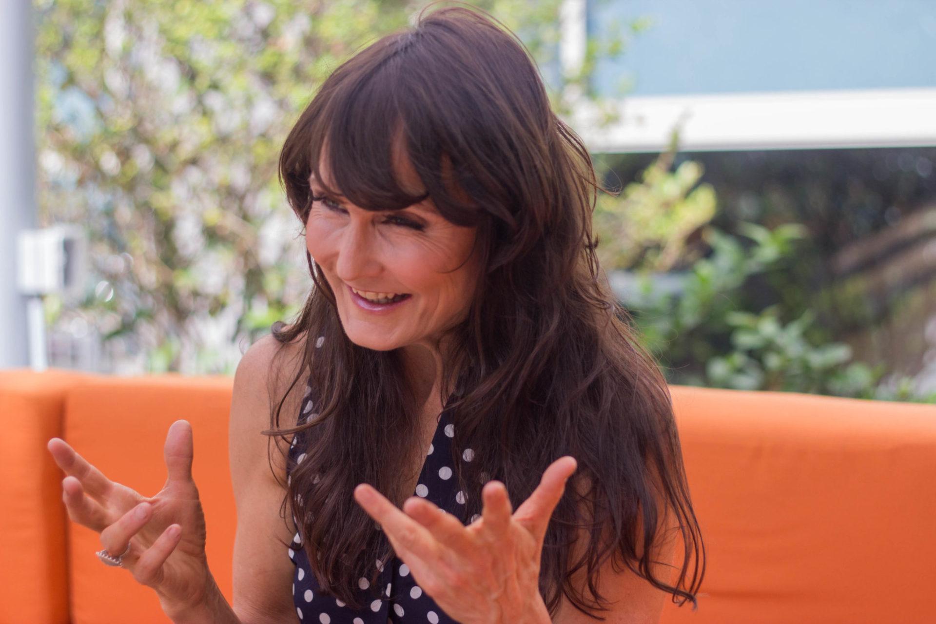 Pam Hoelzle, Founder Dear Rockstar