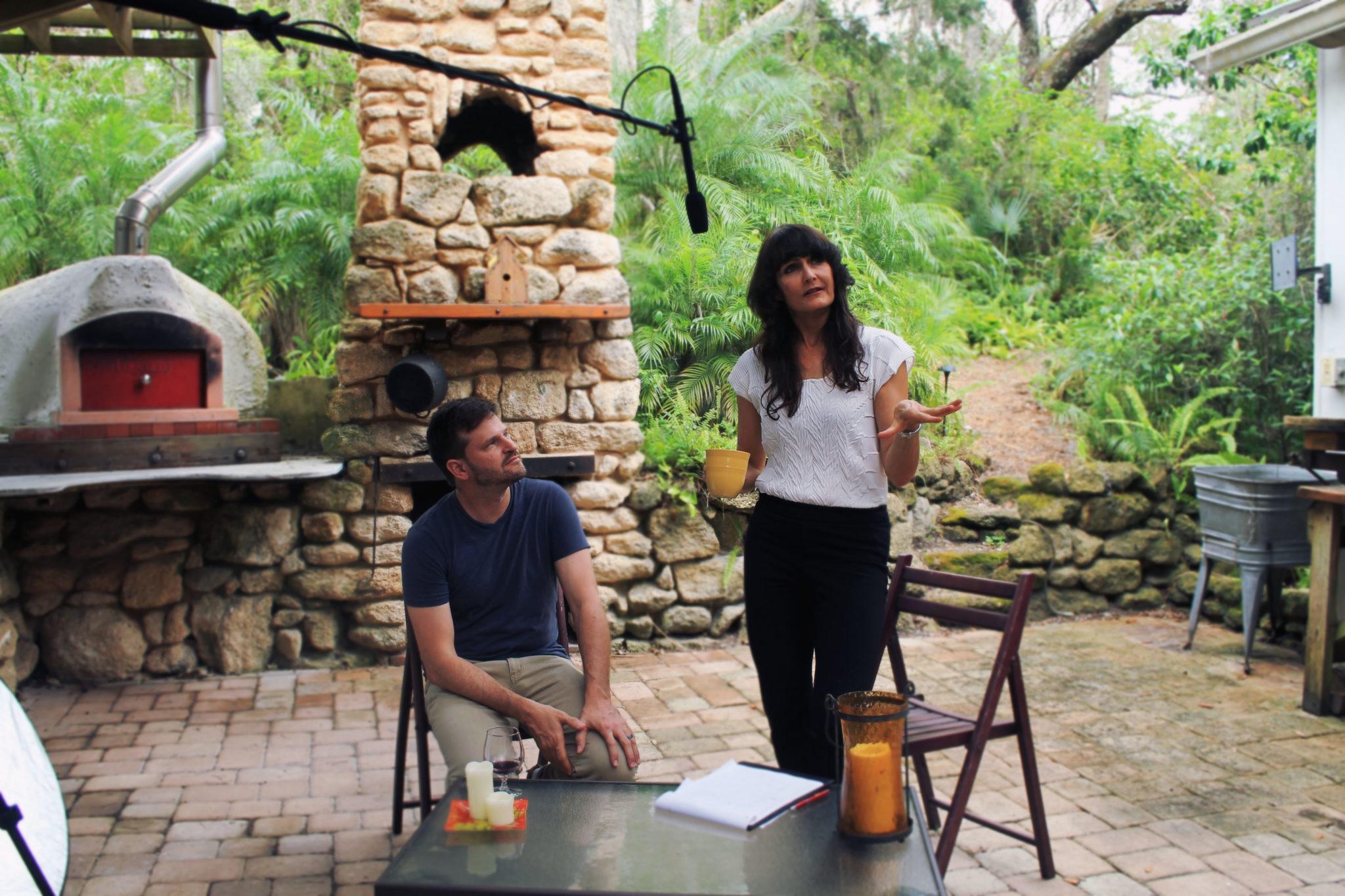 social ministry and now a tech company founder David Pezzoli talks to Pam Hoelzle at Dear Rockstar