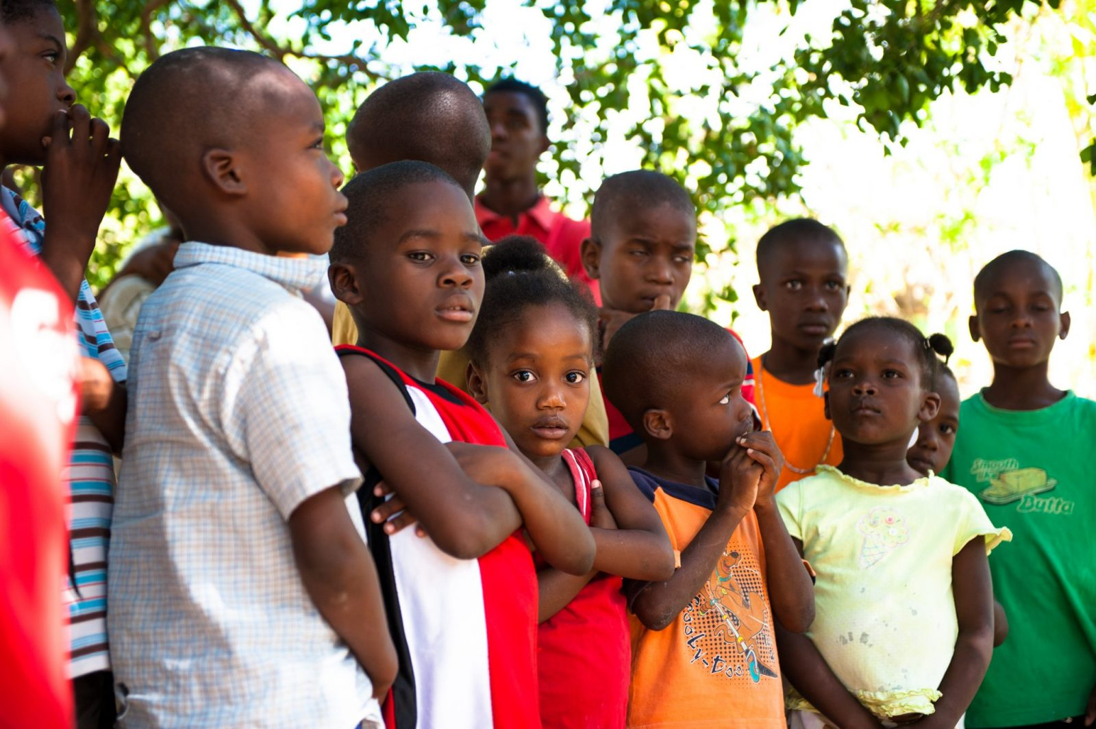 Cause Catering & Coffee Business Gives Back To Kids In Haiti