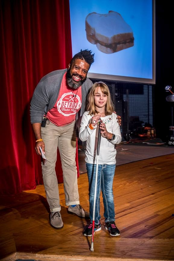 Embracing vulnerability and getting out of his way Learn Jelly founder touches kids lives