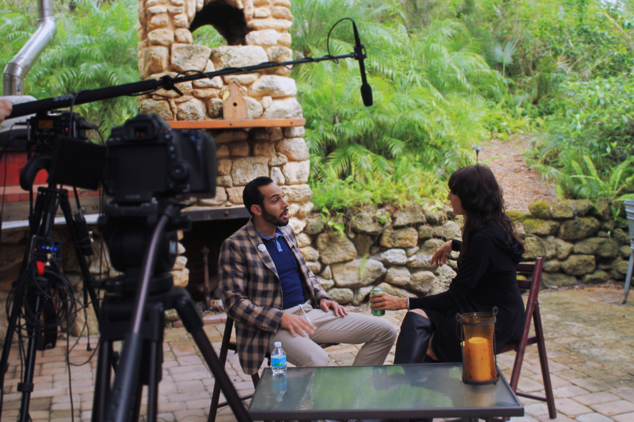 Inspire and evoke change says entrepreneur Omar Khateeb