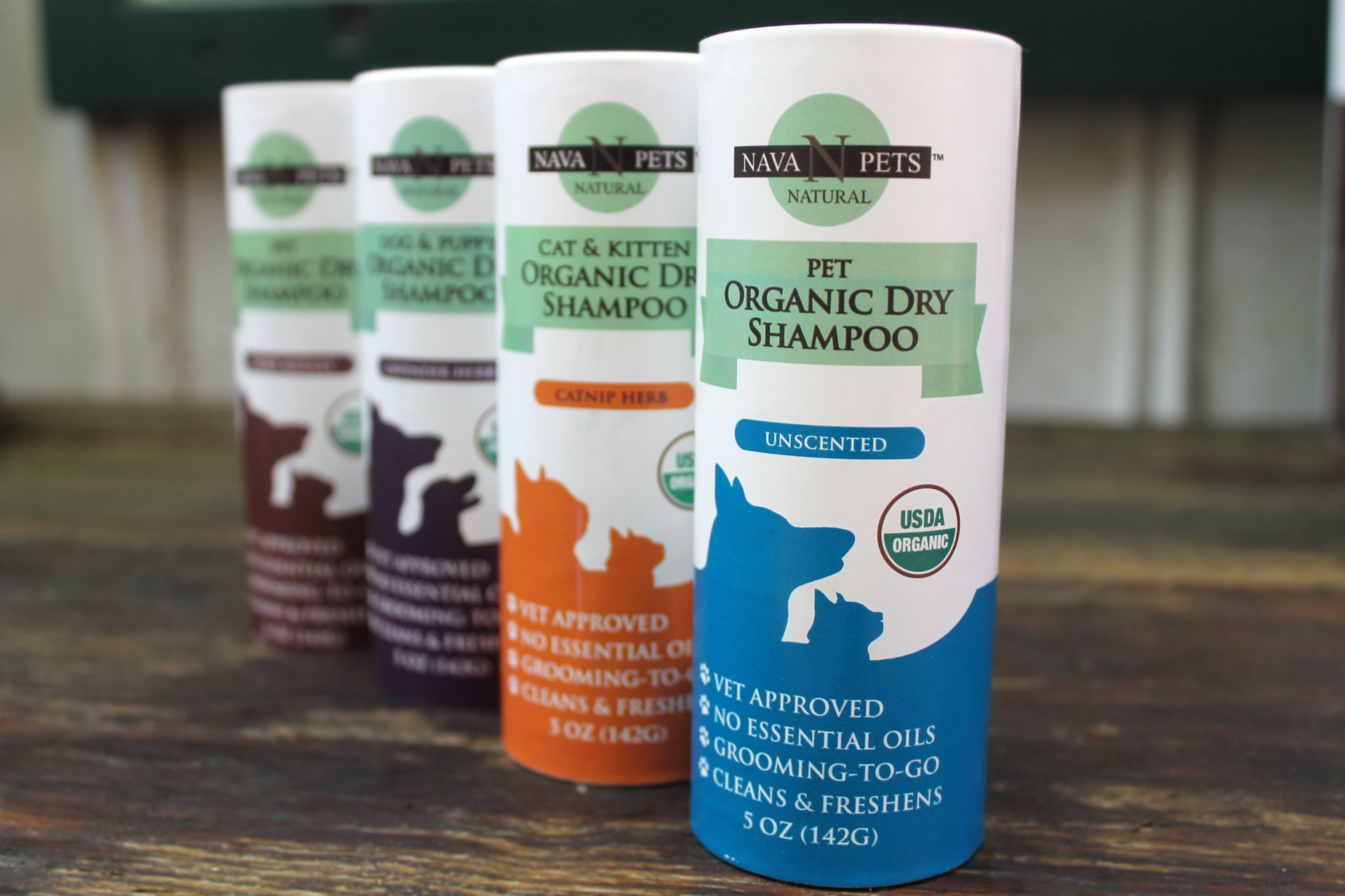After nearly dying, women starts organic pet care company