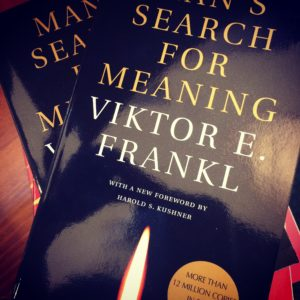 Man's Search for meaning book recommended by Dear Rockstar